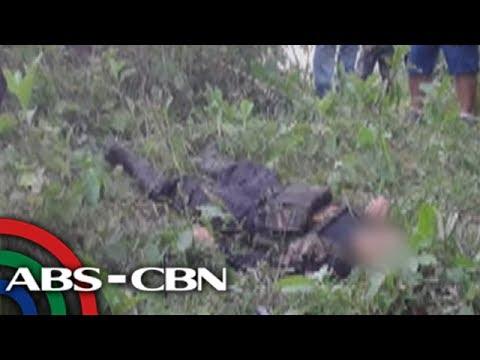 TV Patrol: 4 na hinihinalang NPA, patay sa engkuwentro sa Sorsogon
