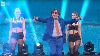 Antonio Albanese - Che tempo che fa 10/11/2019