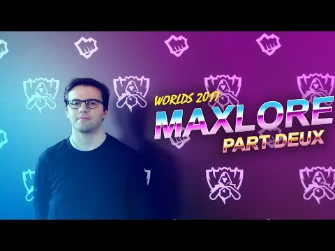 MSFT Maxlore to fans: 'Next international event, whatever team I'm on, I'll make sure we win'