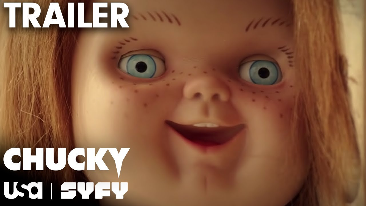 CHUCKY TV Series Official Trailer   Coming Oct 12   USA Network & SYFY
