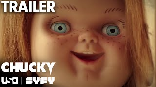 CHUCKY TV Series Official Trailer | Coming Oct 12 | USA Network & SYFY