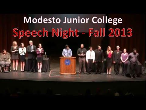 MJC Speech Night Fall 2013