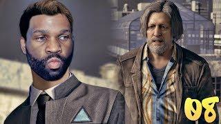 Detroit Become Human Walkthrough Gameplay Part 8 | MR. KRABS (PS4)
