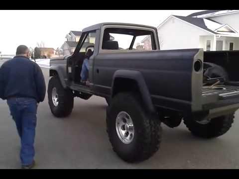 Jeep J200 Gladiator Test Drive 1 Youtube