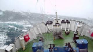 видео Баренцево море