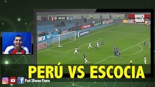 Mexicano reacciona al Perú vs Escocia
