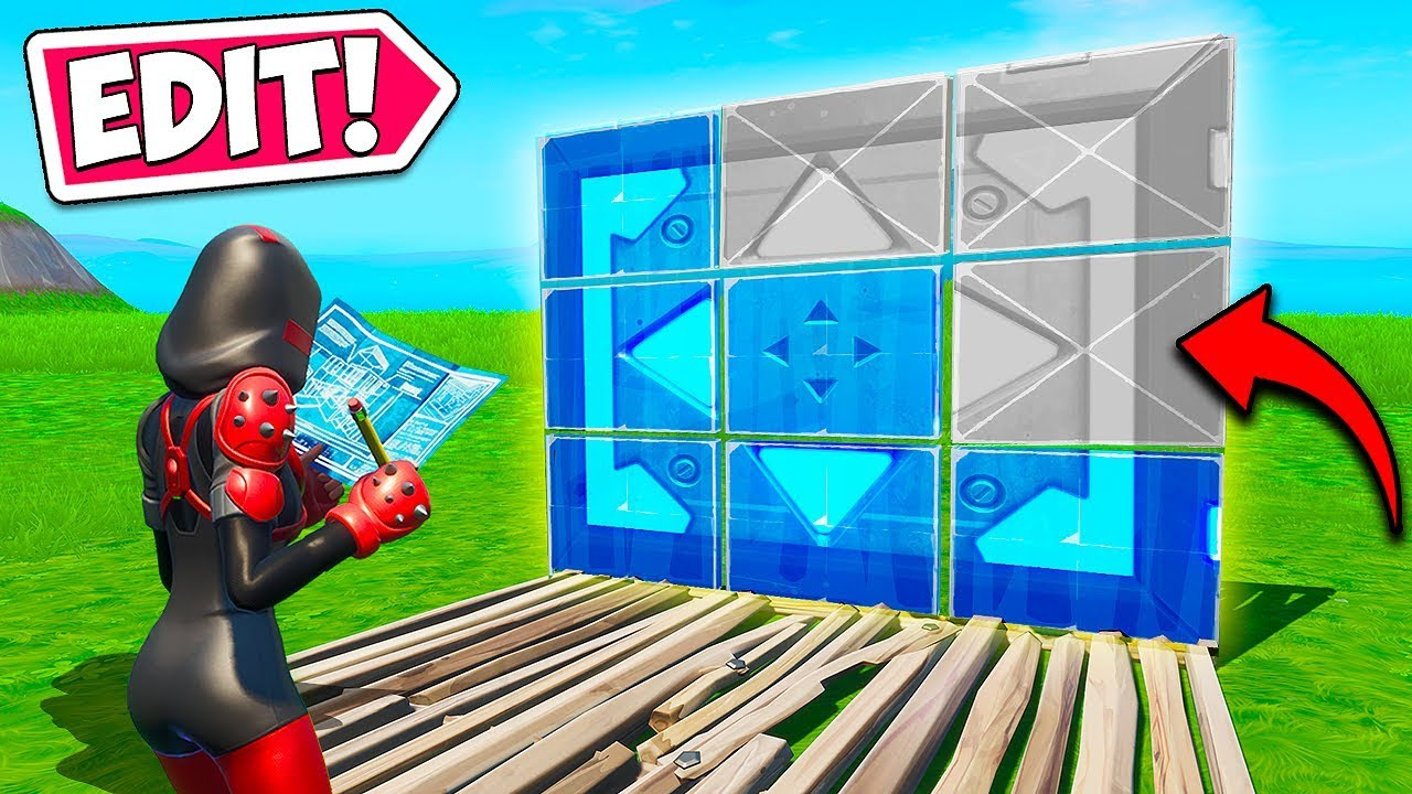 *NEW* BOUNCE PAD EDIT TRICK!! – Fortnite Funny Fails and WTF Moments! #696 thumbnail