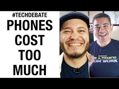 Flagship phones are not worth the price - #TechDebate | Pocketnow