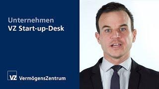 VZ Start-up-Desk
