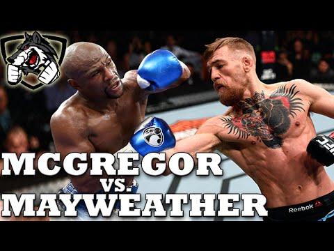 Se conor mcgregor vs floyd mayweather gratis