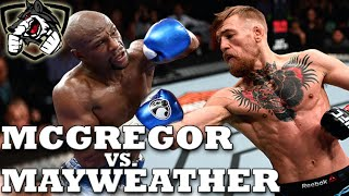 "Conor McGregor: ""I'd Knock Floyd Mayweather Out"""