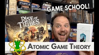 Game School Rise of Tribes and The Shipwreck Arcana!