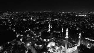 """Süleymaniye Camii """"Siyah Beyaz Düşler"""""""