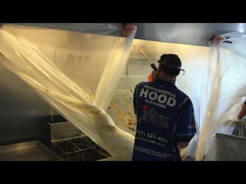 Hood Cleaning Services Central Pennsylvania 717-324-4208
