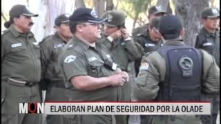 07/10/2015-20:21 ELABORAN PLAN DE SEGURIDAD POR LA OLADE