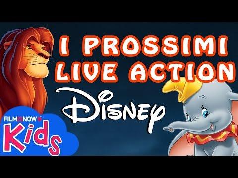 DISNEY | Da Alladin a Mulan - I nuovi live action in arrivo!
