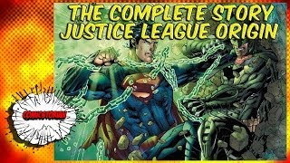 Justice League Origin - Complete Story