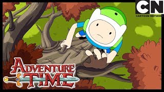 Adventure Time | The Visitor | Cartoon Network