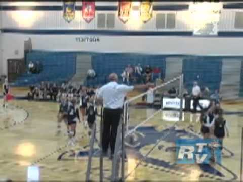 Richmond TV Sports - Girls Varsity Volleyball vs. Yale