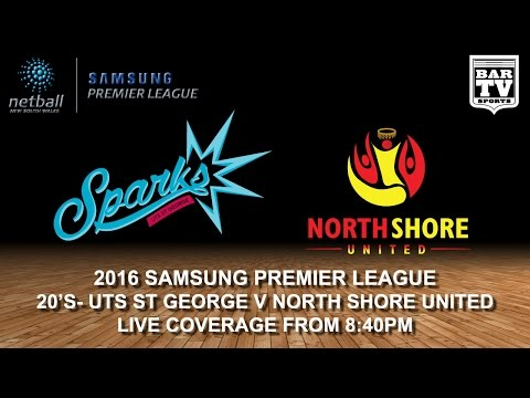 2016 SAMSUNG PREMIER LEAGUE - U20s - Round 14 - UTS St George v North Shore United