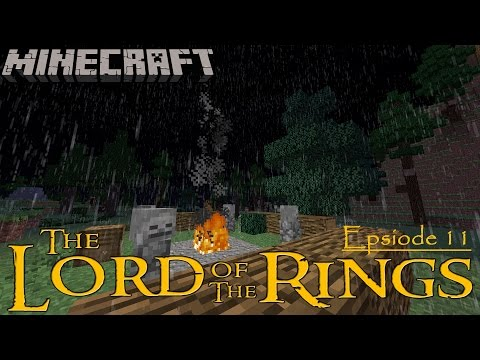 Minecraft The Lord of the Rings #11 - Dunland, the land of the wildmen!