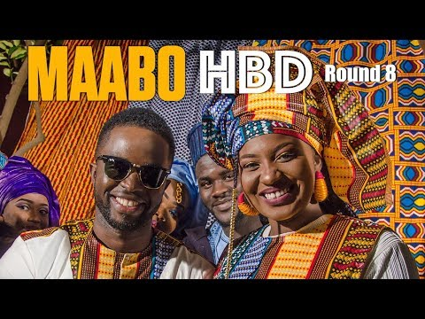 Maabo - HBD (Round 8) - Clip Officiel