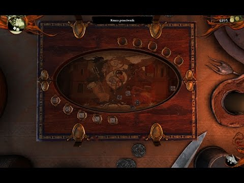 Прохождения Ведьмака 1 (Основы игры в покер с костями,  Помощь Одо и Харрену) выпуск 6