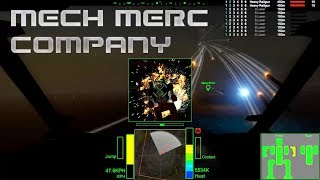 Mech Merc Company - Now on Steam and KickStarter!