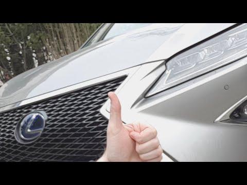 Lexus Rx 450H Clio Live Galaxy S9 Plus Samsung Test