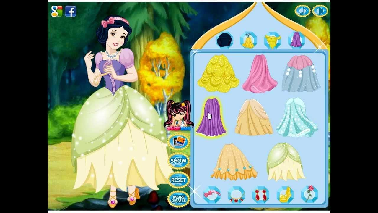 princess dating dress up games
