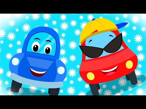 Its Fun To Be Kind | Little Red Car Cartoons | Rhymes for Kids