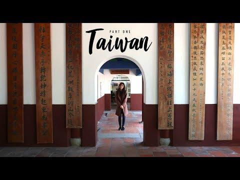TRAVEL VLOG | TAIWAN: PART ONE