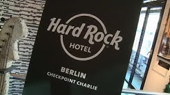 Erstes Hard Rock Hotel in Berlin am Checkpoint Charlie
