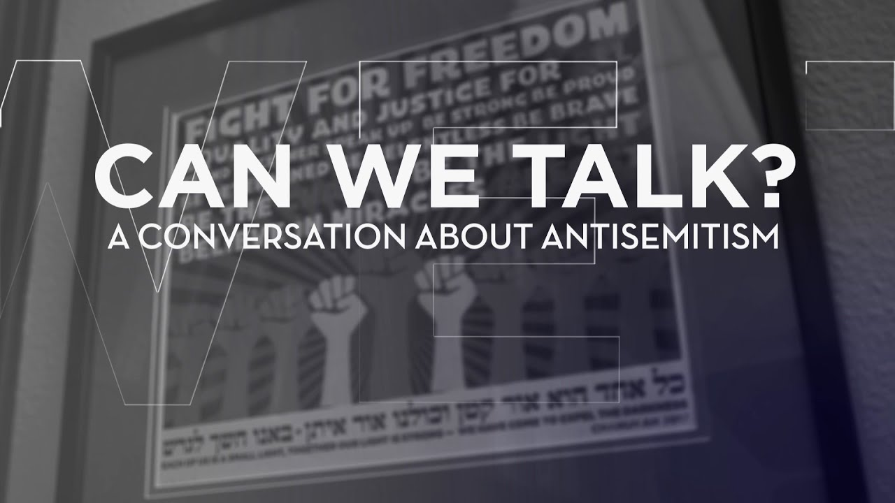 Security Concerns | Extended Panel Discussion | Can We Talk? A Conversation About Antisemitism
