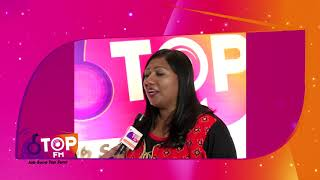 Vtv reporter Anita Patni is excited for the launch of Top FM radio station | Top FM Radio Station
