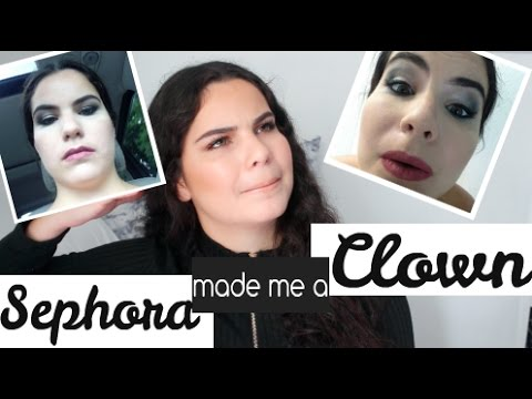 Horrible Sephora Makeover Experience Storytime With Pictures