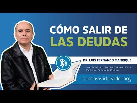 CÓMO SALIR DE LAS DEUDAS