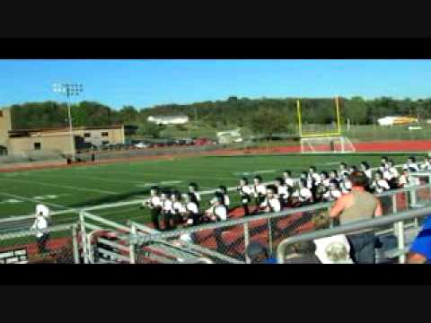 Albert Gallatin Senior High School Band Entrance