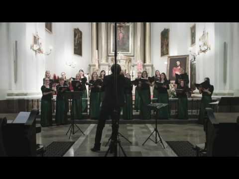 Chór WUM: Johannes Brahms - Die Braut op. 44 nr 11 (Zwölf Lieder und Romanzen)