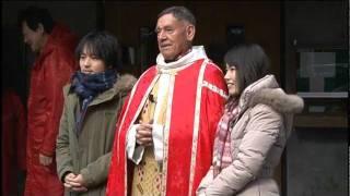 2012年2月12日 Valentine in 軽井沢 聖パウロカトリック教会