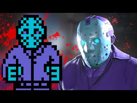 """FREE """"Retro Jason"""" & 13,000 CP! (Friday the 13th: The Game)"""
