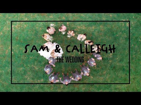 Round Barn Farm Wedding - Calleigh + Sam - Wedding Highlight Video