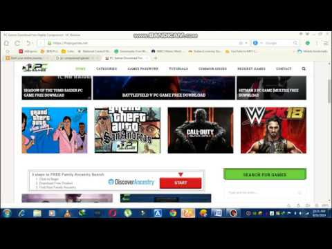 Top Sites to Download Free PC games without Torrent 100% working
