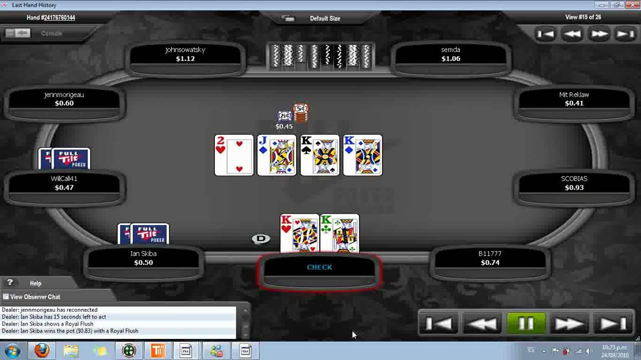 Is runner runner about poker poker deals icm