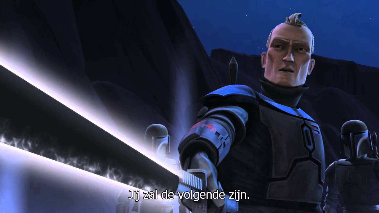Obi Wan Kenobi Vs Pre Vizsla YouTube