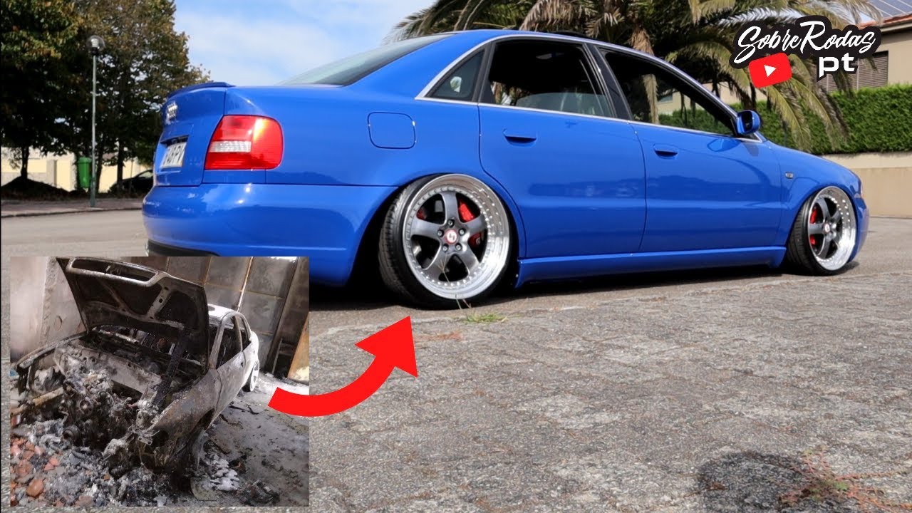 Bons Amigos por perto nada é impossível, Audi 1.8 Turbo
