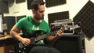 Ibanez JS 100 covering Joe satriani