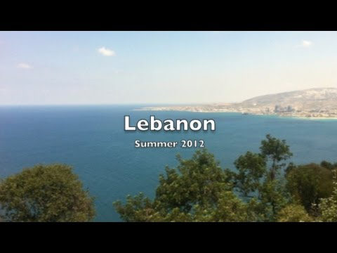 My Holiday In Lebanon, Summer 2012