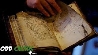 五本有魔法能力的神秘書籍