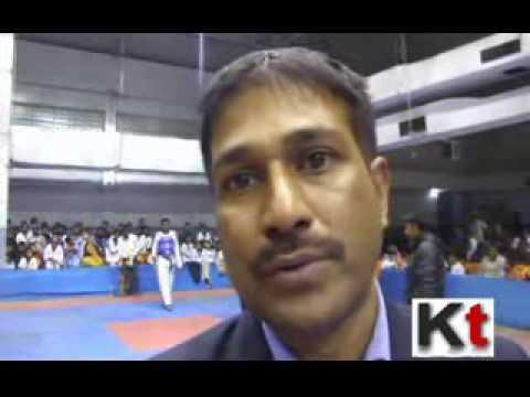 1st state & All Bengal School Taekwondo Championship